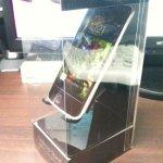 シンプルな iPhone スタンド『サンワサプライ PDA-STN2BK』2個目買いました!