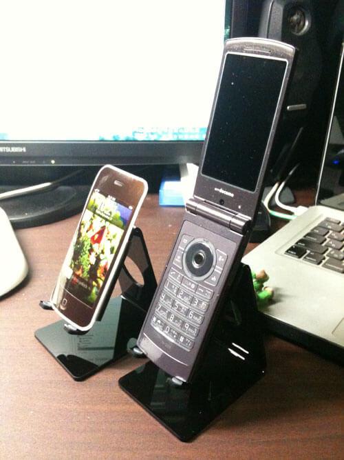 PDA-STN2BK フィーチャーフォン