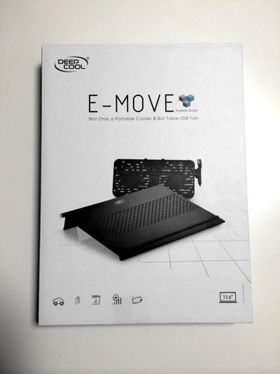 DEEPCOOL E-MOVE PCクーラー