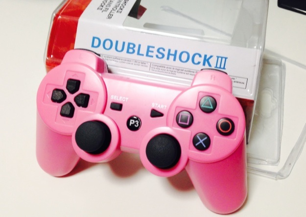 ps3 コントローラー DUALSHOCKⅢ