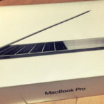 MacBook Pro Late2016 セットアップ