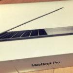 MacBook Pro Late2016 セットアップ