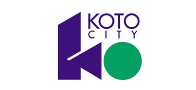 東京都 江東区 旧ロゴ