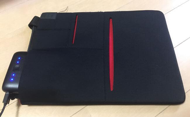 AUKEY PB-N42 エレコムのマルチポケットバックインバック
