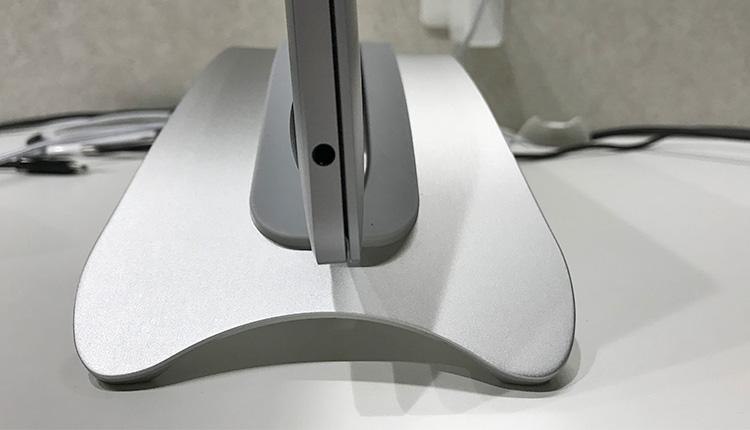 LAMPO アルミ ノートPC スタンド Apple MacBook Pro  すき間