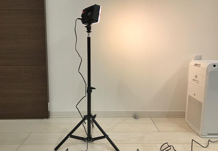UTEBIT ビデオライト PT204S 電球色